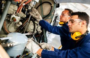 online aircraft mechanics training