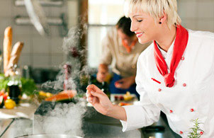 Online gourmet cooking classes