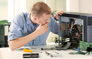 Online computer support technician courses