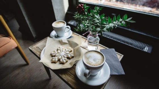 Holiday Cookies & Coffee
