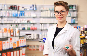 Online retail pharmacy assistant courses